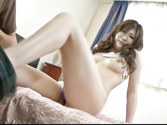 小泉いずみ - 癒し系美巨乳美少女にザーメン中出し - Picture 7