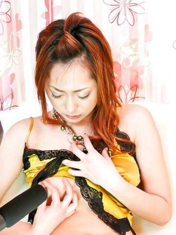 Arisa Suzuhusa - Arisa Suzuhusa solo girl action with sex toys - Picture 8