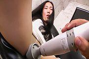 Momoi Sanae - M Sanae endures sex and a full Japanese creampie - Picture 4