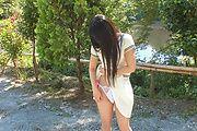 Yui Kasugano - Yui Kasugano 日本街头性感姿势 - 图片 10