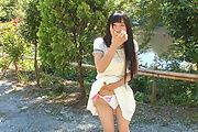 Yui Kasugano - Yui Kasugano Japanese street sexy posing - Picture 11