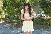 Yui Kasugano - Yui Kasugano 日本街头性感姿势 - 图片 3