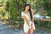 Yui Kasugano - Yui Kasugano Japanese street sexy posing - Picture 4