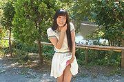 Yui Kasugano - Yui Kasugano Japanese street sexy posing - Picture 7