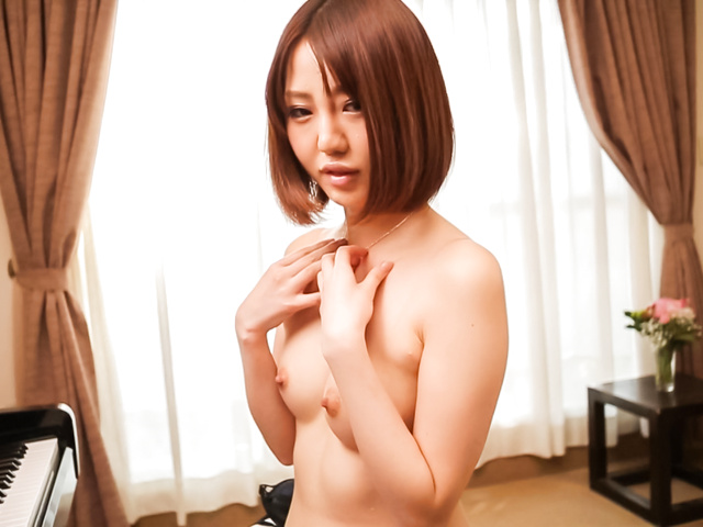 Narumi Ayase - Asian amateur sex in solo scenes withNarumi Ayase - Picture 11