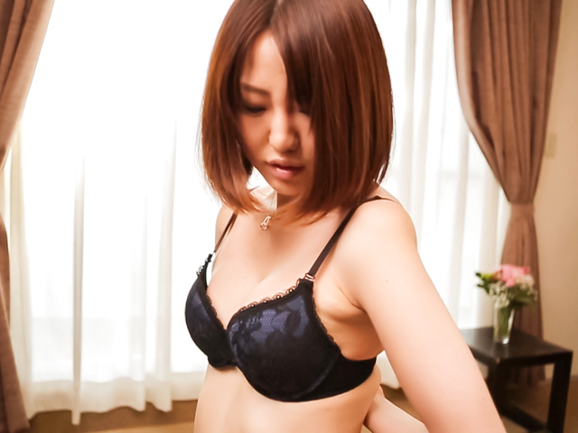 Narumi Ayase - Asian amateur sex in solo scenes withNarumi Ayase - Picture 7