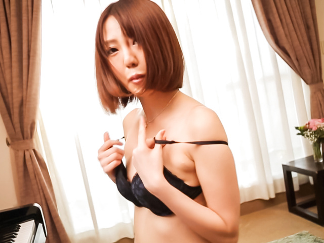 Narumi Ayase - Asian amateur sex in solo scenes withNarumi Ayase - Picture 8