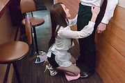 Misuzu Tachibana - Sexy ASian amateur video with a young schoolgirl  - Picture 2
