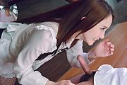 Misuzu Tachibana - Sexy ASian amateur video with a young schoolgirl  - Picture 7