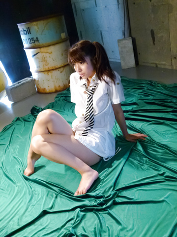 Hinata Tachibana - Hinata Tachibana has japanese groupsex with dildos - Picture 1