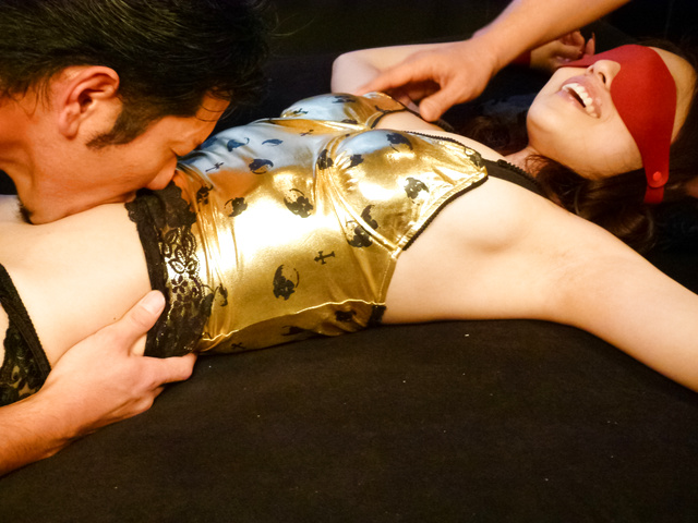 Ann Yabuki - Horny Ann Yabuki asian gives blowjob and gets a creampie - Picture 11