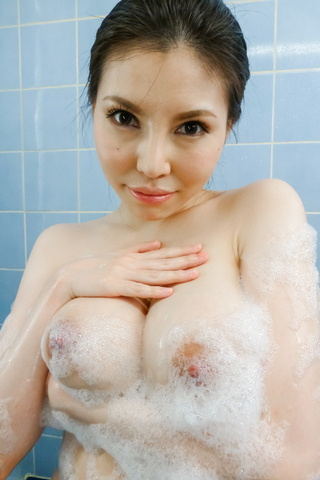 Sofia Takigawa - Sweet finger fucking with bustySofia Takigawa - Picture 6