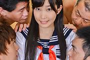 Yui Kasugano - 饼亚洲场景沿瘦 Yui Kasugano - 图片 4