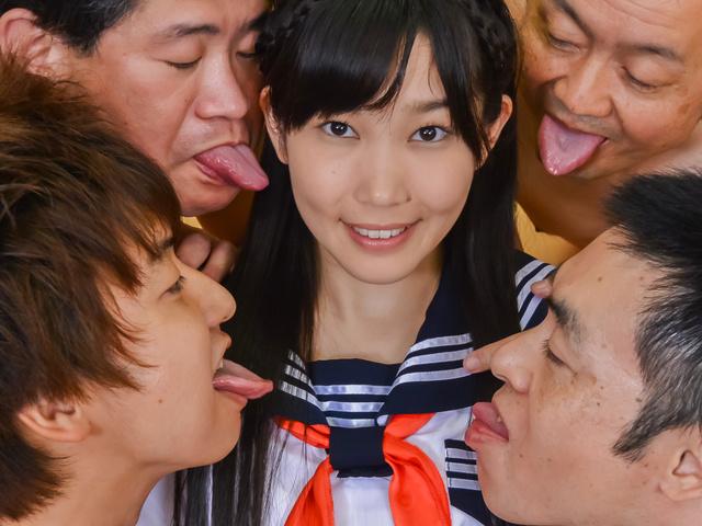 Yui Kasugano - 饼亚洲场景沿瘦 Yui Kasugano - 图片 5