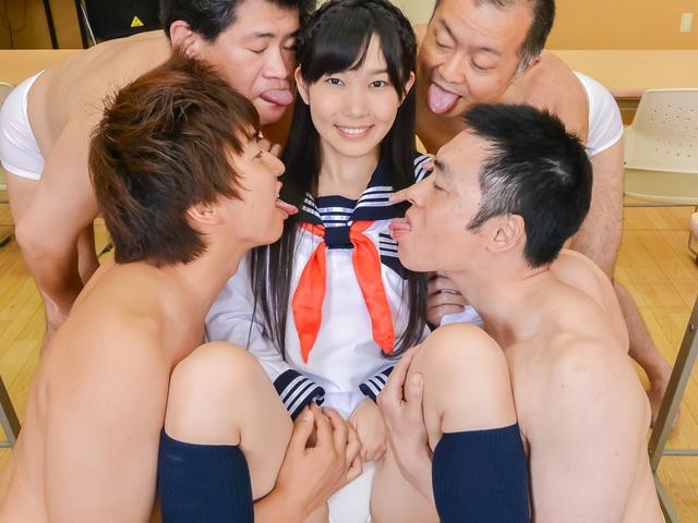 Yui Kasugano - 饼亚洲场景沿瘦 Yui Kasugano - 图片 7
