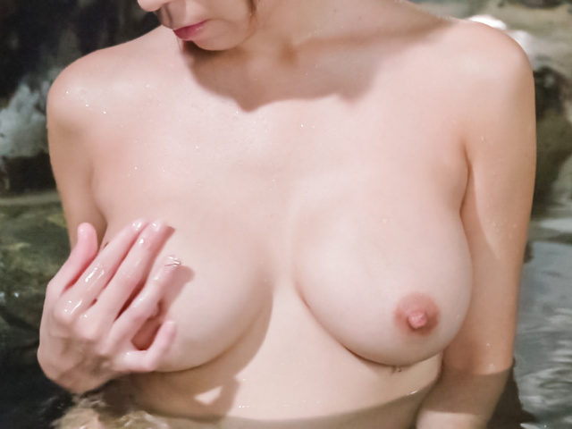 Chihiro Akino - Asian amatuer porn solo with a big tits beauty  - Picture 11