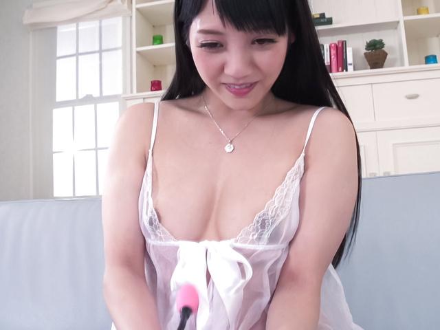 Rei Mizuna - Excellent Japanese blowjobs by naughty  Rei Mizuna - Picture 3