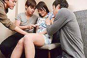 Nana Nakamura - Japanese group sex videos with Nana Nakamura - Picture 2