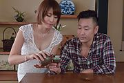 Seira Matsuoka - LustfulSeira Matsuokagives top Japan blow job - Picture 1