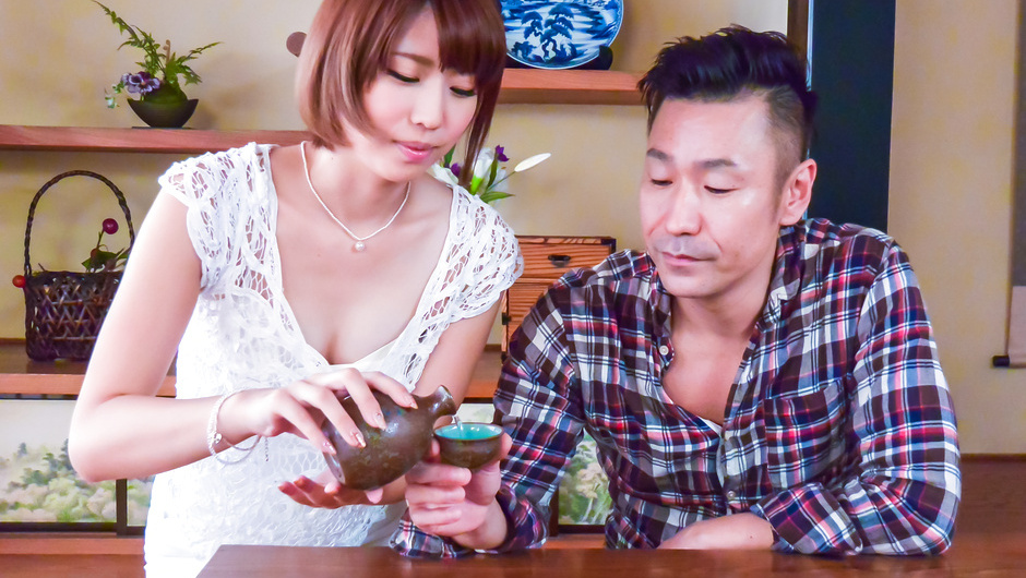 Phim Sex Lustful Seira Matsuoka gives top Japan blow job