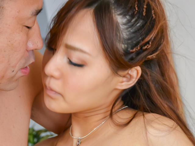 Yukina Momota - Yukina Momota takes a thick cock and a thick asian creampie - Picture 9