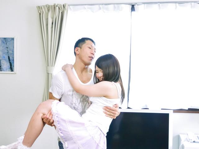 Sanae Akino - Special Japan blowjob by naughty Sanae Akino - Picture 4