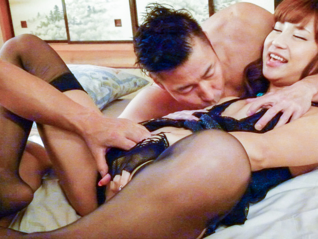 Anna Anjo - Rough aisan blowjob withinsolent Anna Anjo - Picture 7
