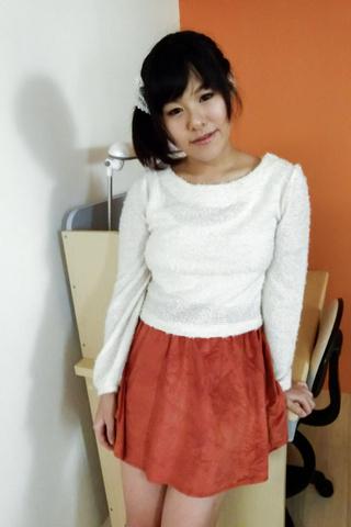 Miyuki Nonomura - 美雪 Nonomura 幻灯片在巨大的亚洲振动器 - 图片 1