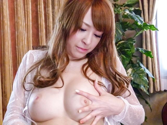 Hikaru Shiina - 亚洲业余宇多田光椎名爱自慰 - 图片 12