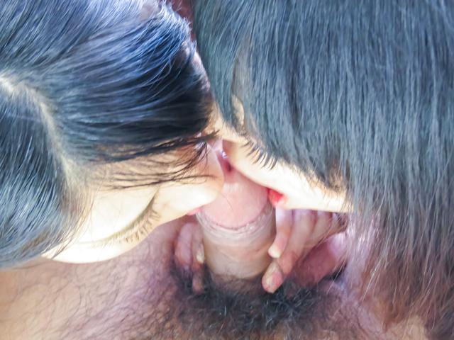 Saya Fujimoto - 有需要的人美女们分享的公鸡在亚洲三人行 - 图片 3