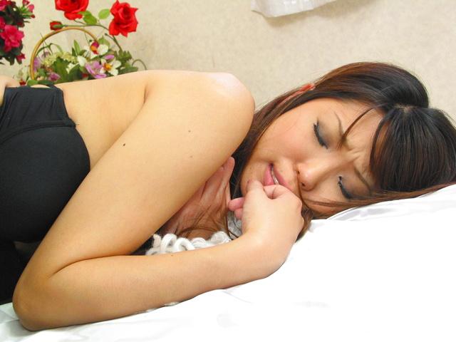 Saya Natsukawa - 小夜夏川抓住每一个机会,好的性生活 - 图片 11