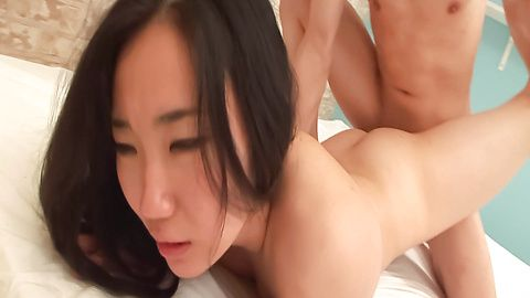 Yuuka Tsubasa has jugs touched in fuck
