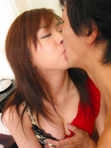 Miina Minamoto - Miina Minamoto completely used by extra horny guy - Picture 3