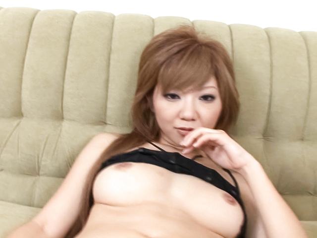 Hazuki Rui - Sexy Hazuki Rui has clit and cunt aroused - Picture 10