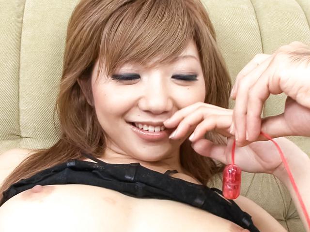 Hazuki Rui - Sexy Hazuki Rui has clit and cunt aroused - Picture 11