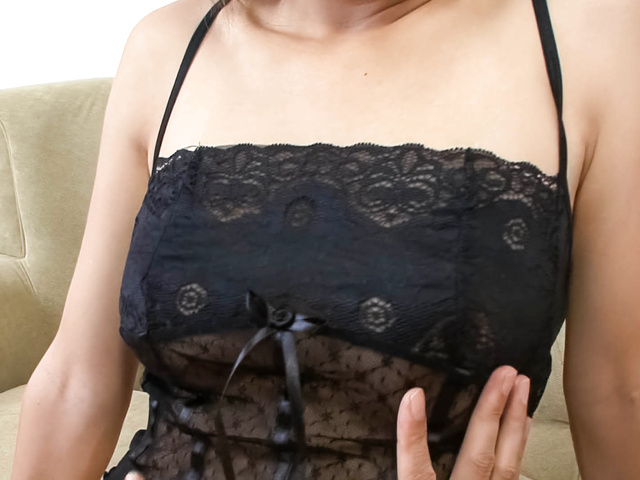 Hazuki Rui - Sexy Hazuki Rui has clit and cunt aroused - Picture 3