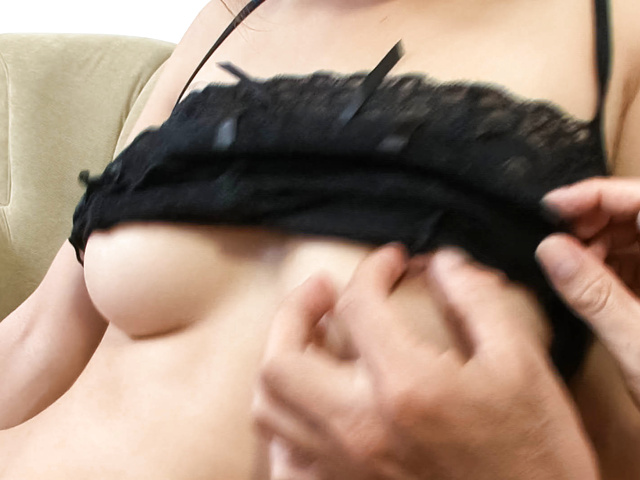 Hazuki Rui - Sexy Hazuki Rui has clit and cunt aroused - Picture 6