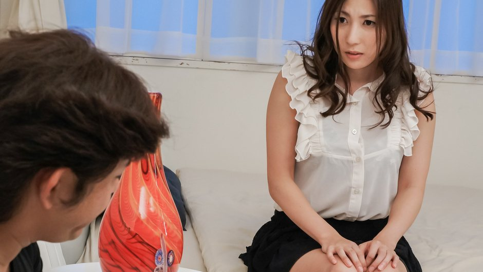 Phim Sex Mirei Yokoyama gives hot japanese blowjob