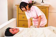 Airi Sawada - Airi Sawada gives an amateur asian blowjob and rides cock - Picture 1