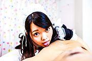 Hikaru Morikawa - 黒メイドにザーメン膣内強制発射! - Picture 1