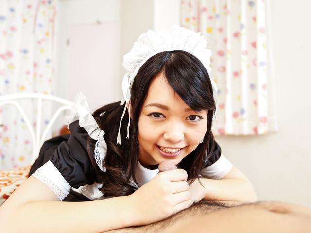 Hikaru Morikawa - 宇多田光森川享有暨日本性感女仆 - 图片 4