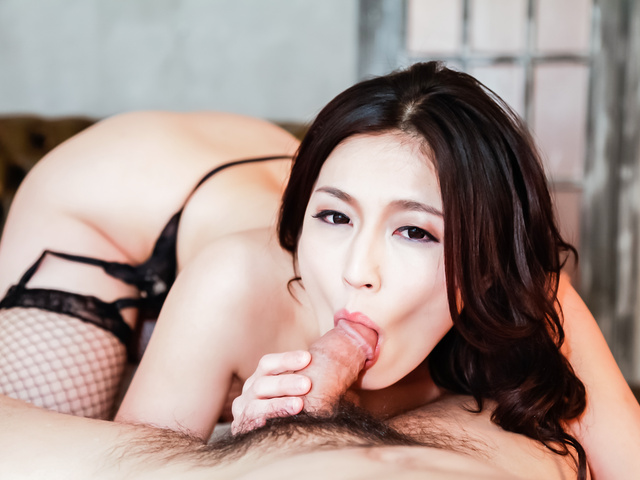Sera Ichijo - Tight Sera Ichijo enjoys Asian creampie after a wild fuck  - Picture 8