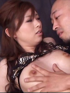 Keito Miyazawa - Keito Miyazawa riding the big cock of her boyfriend - Screenshot 12