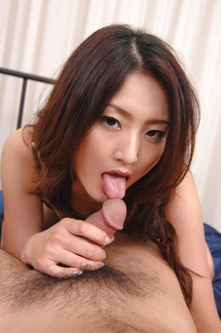 Risa - Risa in a blowjob, titfuck, feetjob and cock riding action - Picture 9
