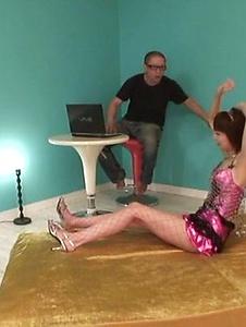 Miriya Hazuki - 米莉娅叶月在性感内衣性交硬的大迪克 - Screenshot 2