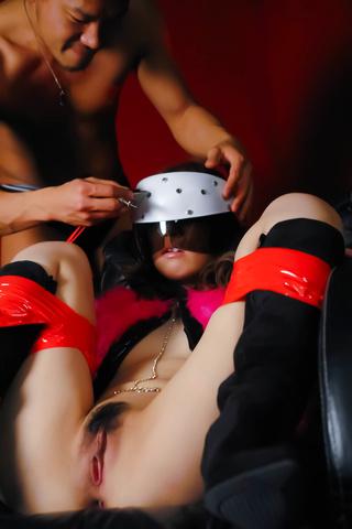 Tsubasa Aihara - Tsubasa Amami has pussy doubled aroused - Picture 10