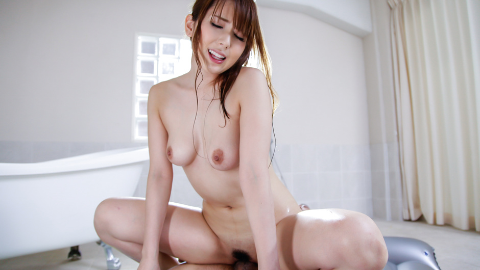 Phim Sex Harsh Asian creampie with sensual Yui Hatano