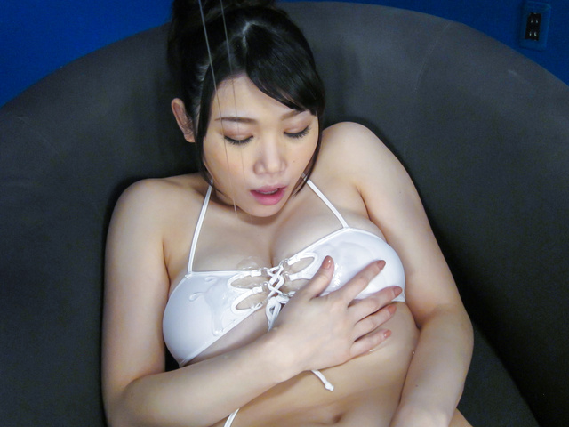 Honami Uehara - Asian dildos to pelaseHonami Uehara's naughty desires - Picture 9