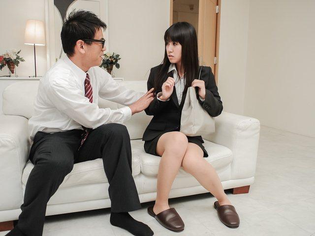 Kotomi Asakura - Strong pleasure for Kotomi Asakura from Asian dildos - Picture 1