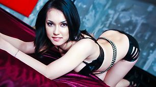 Bound Maria Ozawa is receiving seriously hardcore treatment